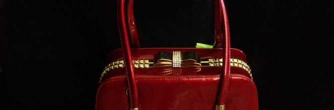 Margaux Bow Top City Tote