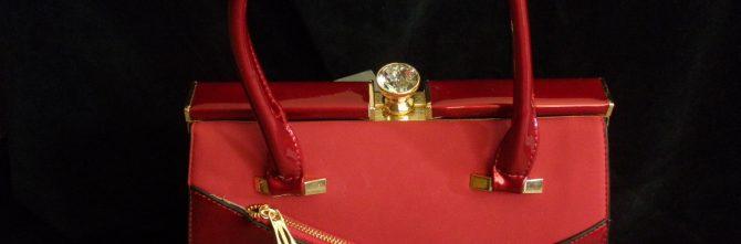 Ainsley Jewel Top City Bag